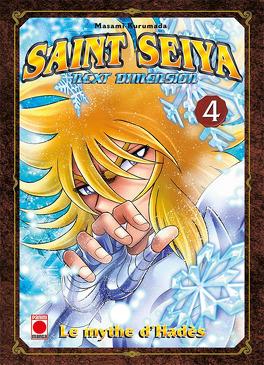 Couverture du livre : Saint Seiya - Next Dimension, tome 4