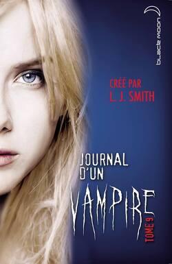 Couverture de Journal d'un vampire, Tome 9 : Le Cauchemar
