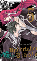 Undertaker Riddle, tome 5