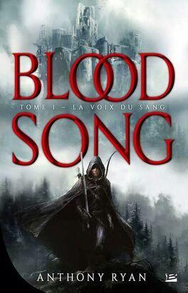 Couverture du livre : Blood Song, Tome 1 : La Voix du sang