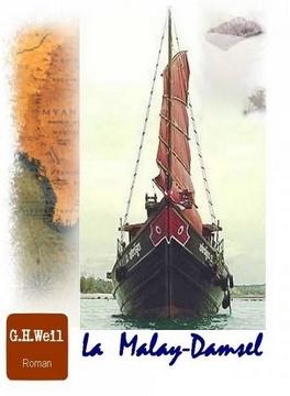 Couverture du livre : La Malay-Damsel