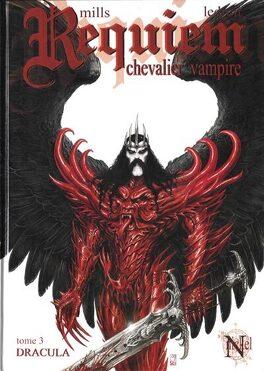 Couverture du livre : Requiem, Chevalier Vampire, tome 3 : Dracula