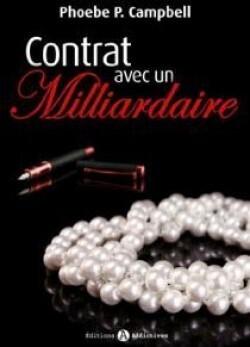 Couverture du livre : Contrat Avec un Milliardaire, Tome 5