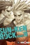 couverture Sun-Ken Rock, Tome 18