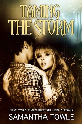 Couverture du livre : The Storm, Tome 3 : Taming the Storm
