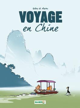 Couverture du livre : Voyage en Chine