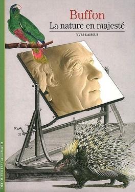 Couverture du livre : Buffon : la nature en majesté