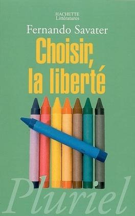 Couverture du livre : Choisir, la liberté