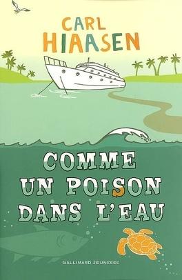 Couverture du livre : Comme un poison dans l'eau