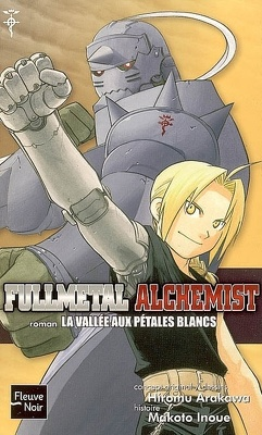 Couverture de Fullmetal alchemist : Volume 3, La vallée aux pétales blancs