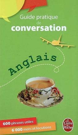 Couverture du livre : Guide pratique de conversation, anglais-américain