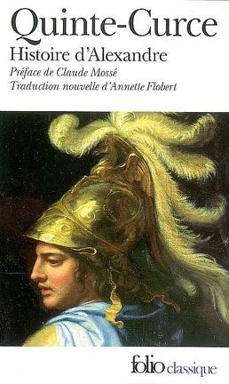 Couverture du livre : Histoire d'Alexandre