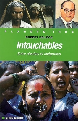 Couverture du livre : Intouchables : entre révoltes et intégration