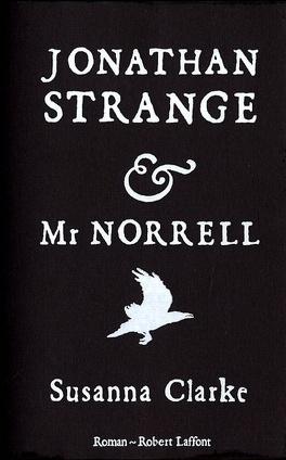 Couverture du livre : Jonathan Strange & Mr Norrell