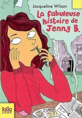 Couverture du livre : La fabuleuse histoire de Jenny B.