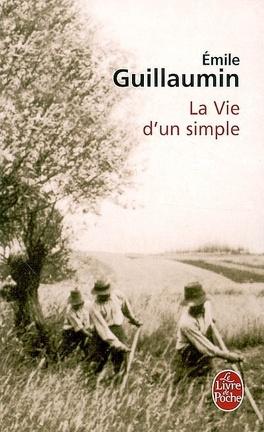 Couverture du livre : La vie d'un simple