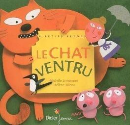 Couverture du livre : Le chat ventru