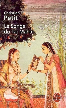 Couverture du livre : Le songe du Taj Mahal