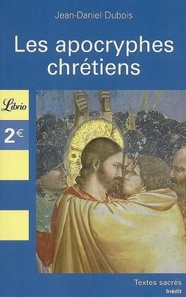 Couverture du livre : Les apocryphes chrétiens