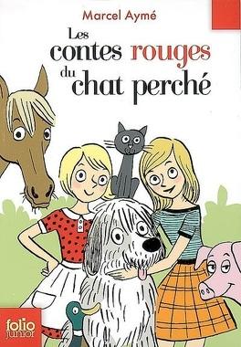 Couverture du livre : Les Contes rouges du chat perché