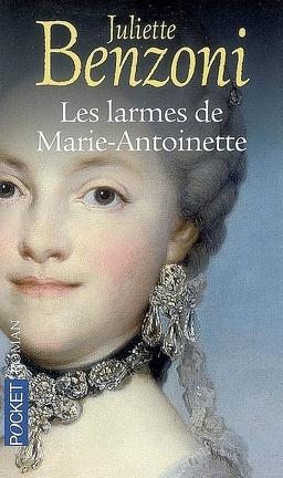 Couverture du livre : Les larmes de Marie-Antoinette