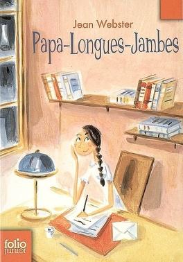 Couverture du livre : Papa-longues-jambes