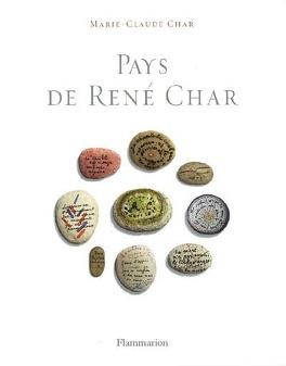 Couverture du livre : Pays de René Char