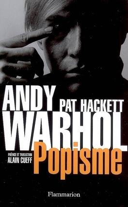 Couverture du livre : Popisme : les années 1960 de Warhol