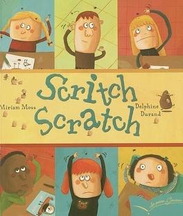 Couverture du livre : Scritch scratch
