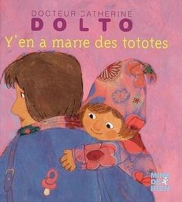 Couverture du livre : Y'en a marre des tototes