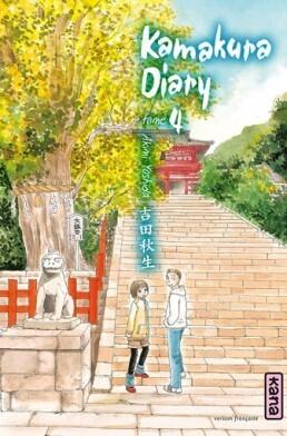 Couverture du livre : Kamakura Diary, Tome 4