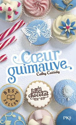 Couverture du livre : Les Filles au chocolat, Tome 2 : Cœur guimauve