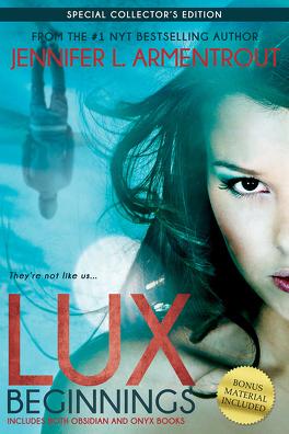 Couverture du livre : Lux, Tomes 1 & 2
