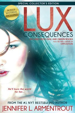 Couverture du livre : Lux, Tomes 3 & 4