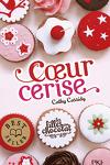 couverture Les Filles au chocolat, Tome 1 : Cœur cerise