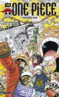 One Piece, Tome 70 : Doflamingo sort de l'ombre