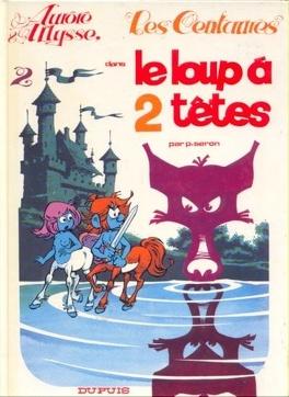 Couverture du livre : Les Centaures, tome 2 : Le loup à 2 têtes