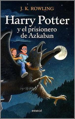 Couvertures Images Et Illustrations De Harry Potter Tome 3