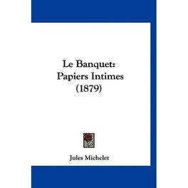 Couverture du livre : Le Banquet