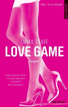 Couverture du livre : Love Game, Tome 1 : Tangled