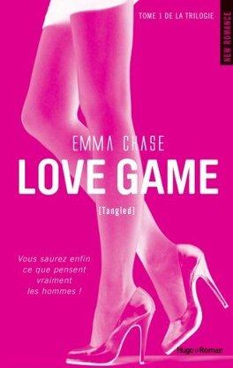 Couverture du livre : Love Game, Tome 1 : Tangled