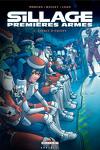 couverture Sillage - Premières armes, Tome 1 : Esprit d'équipe
