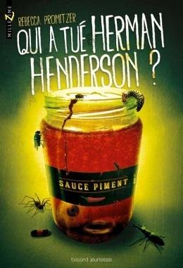 Couverture du livre : Mais qui a tué Herman Henderson ?