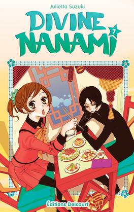 Couverture du livre : Divine Nanami, tome 7