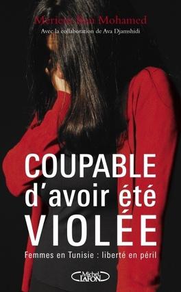 Couverture du livre : coupable d'avoir été violée