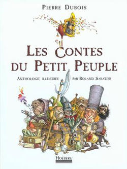 Couverture de Les contes du Petit Peuple