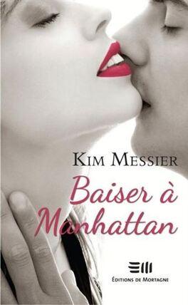 Couverture du livre : Baiser à Manhattan