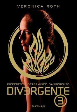 Couverture du livre : Divergente, Tome 3 : Au-delà du mur