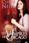 couverture Les Vampires de Chicago, Tome 8 : On ne mord que deux fois
