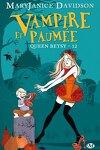 couverture Queen Betsy, Tome 12 : Vampire et Paumée